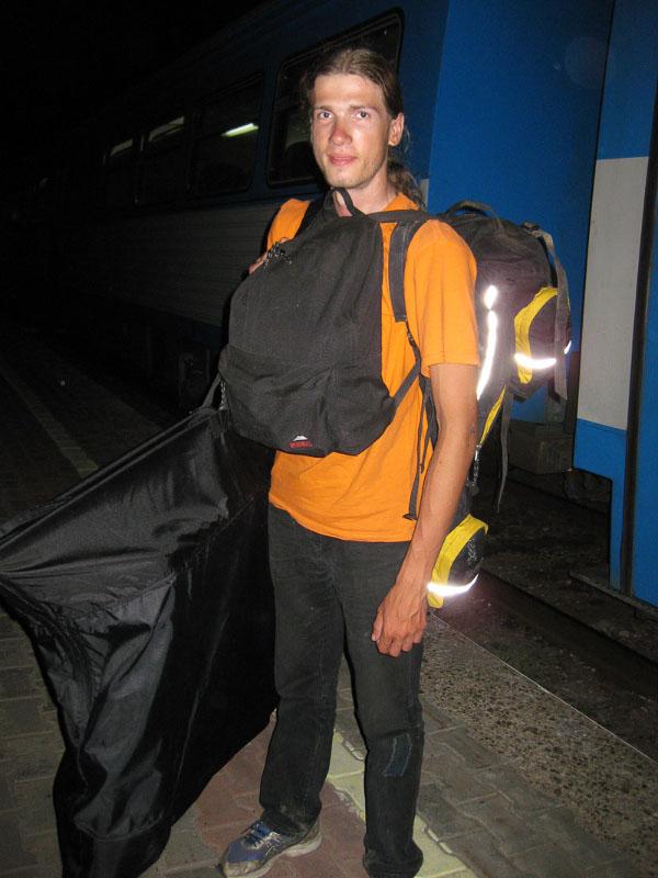 Возвращение домой! Отчет о путешествии на велосипеде в одиночку по Уралу
