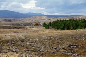 Karabi yayla. Crimea