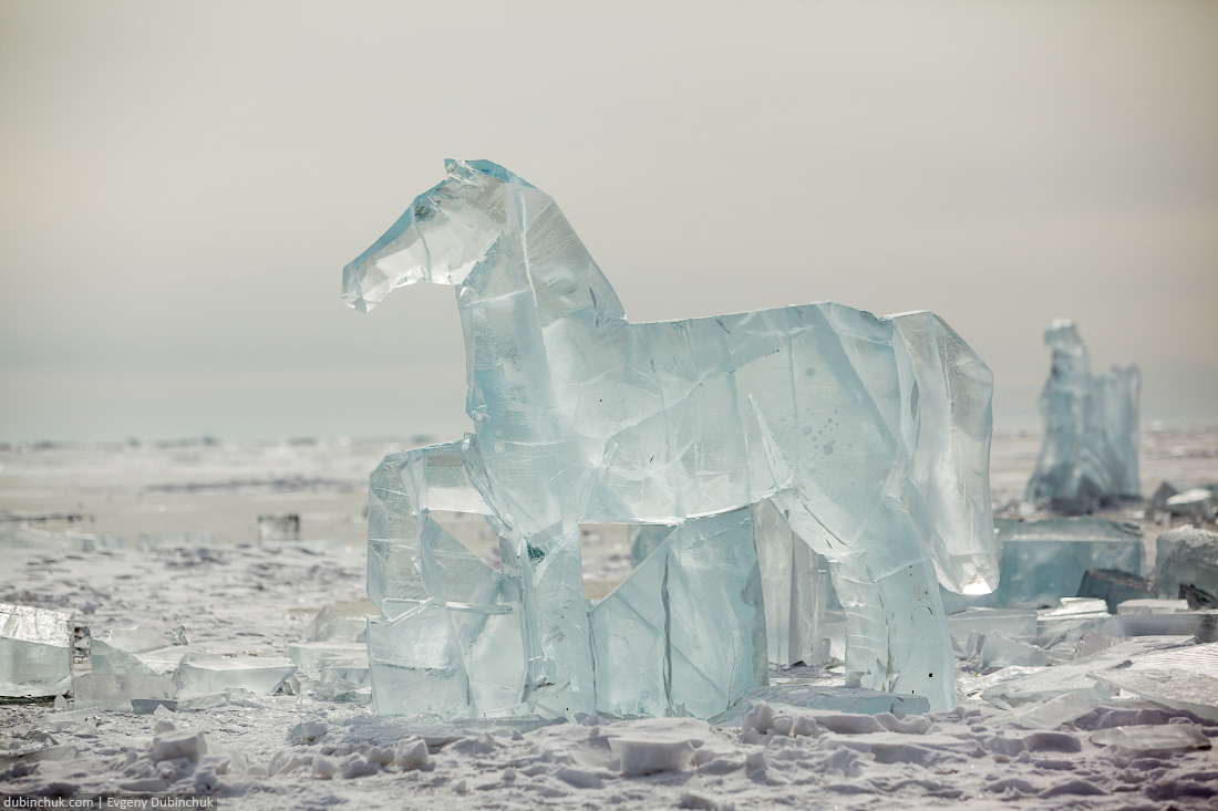 Ледяные кони, Бугульдейка, Байкал. Путешествие на Байкал на коньках. Ice horse on Baikal lake