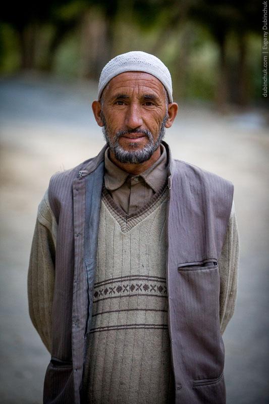 Мусульманин из Кашмира, Северная Индия