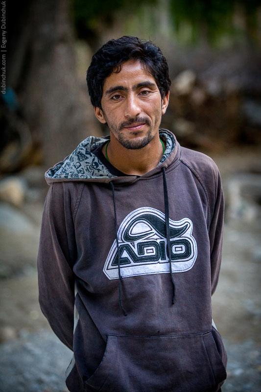 Кашмирец из Индийских Гималаев