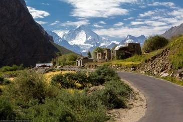 Пики Нун и Кун. Индийские Гималаи