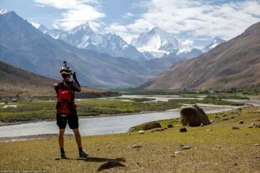 Нун и Кун - семитысячники в Индийских Гималаях