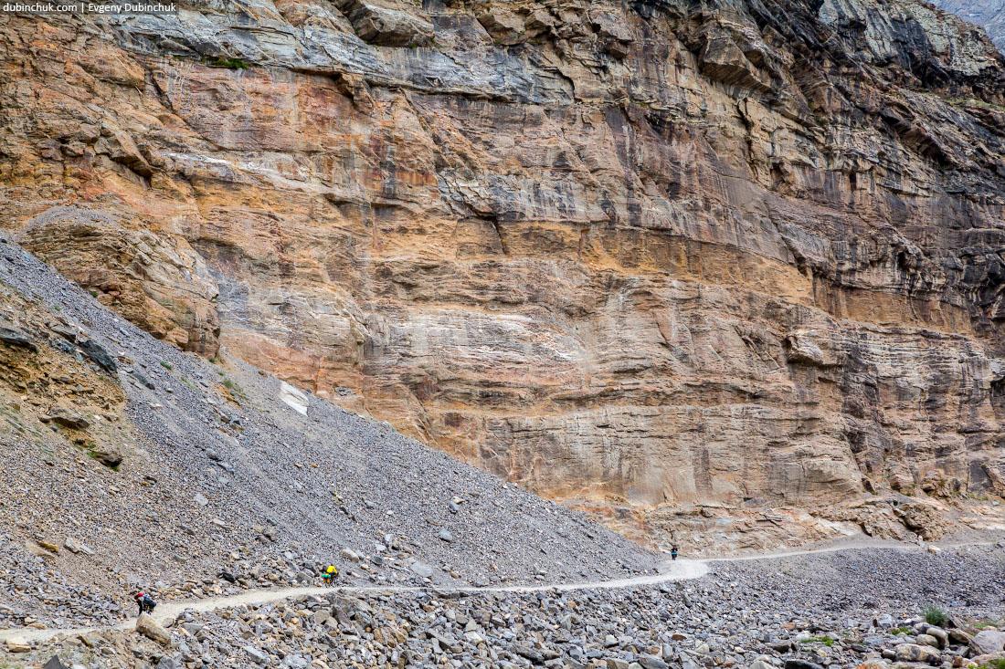 Красивейшие скалы в Индийских Гималаях. Ладакх