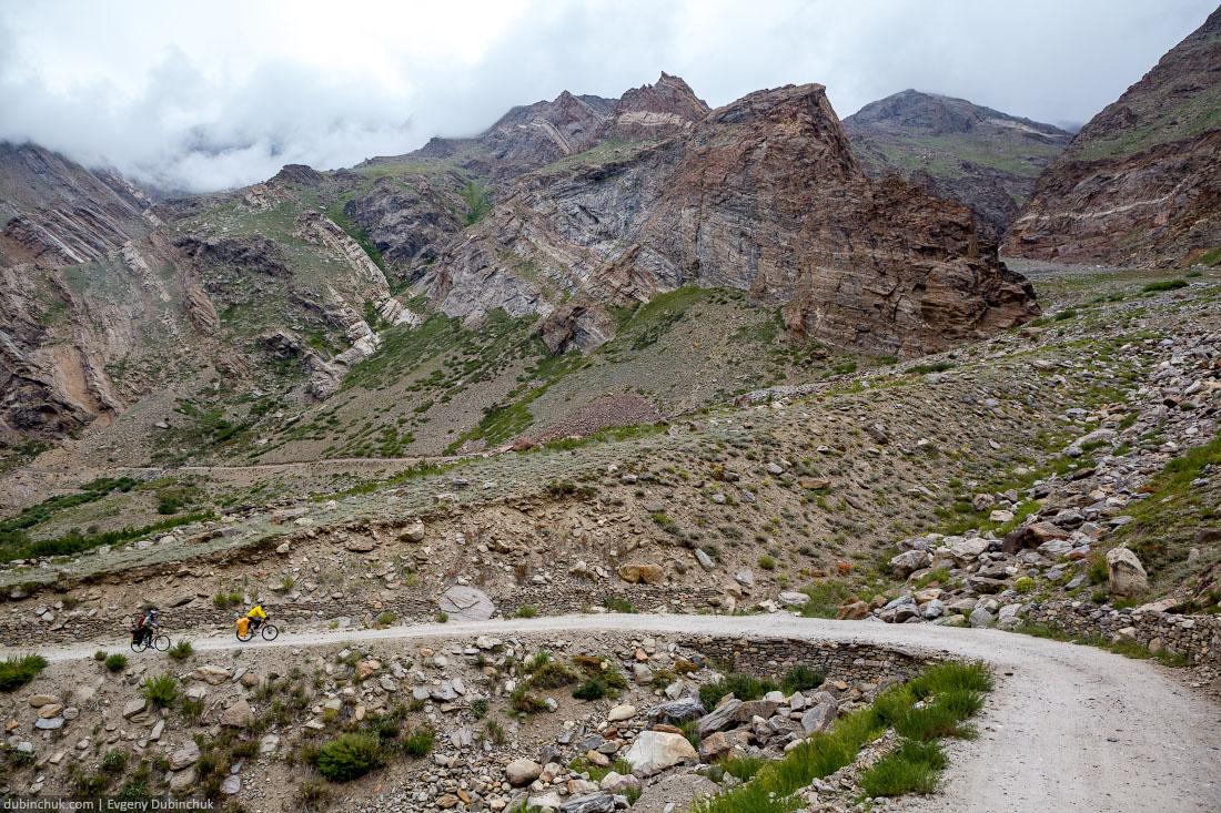 Гималаи. Велопоход по Индии