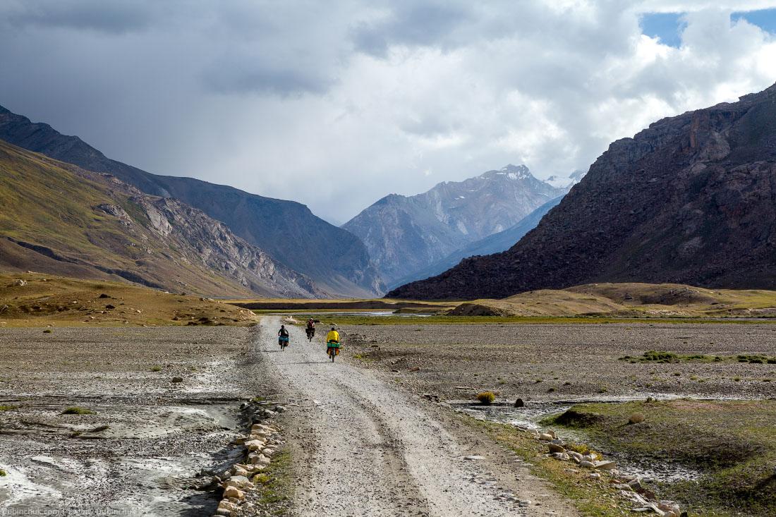 Велопоход, Гималаи, Ладакх, Индия