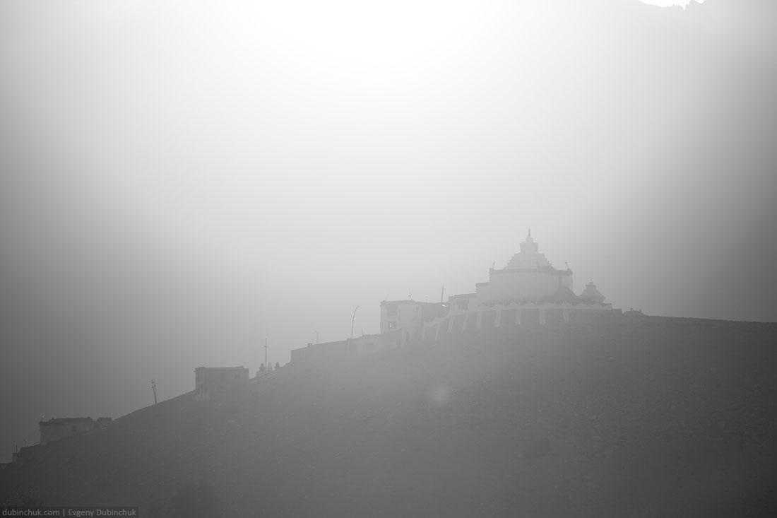 Буддийский монастырь в Падуме