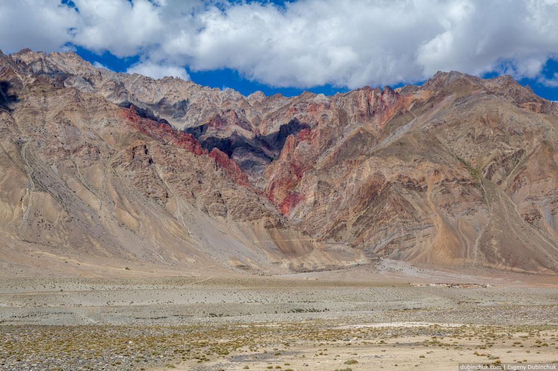 Разноцветные Гималаи. Долина Занскар