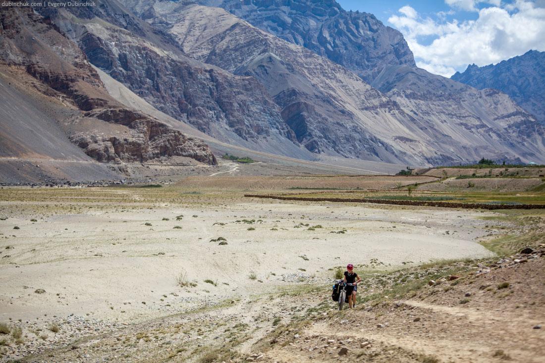 Индийские Гималаи на велосипеде. Долина Занскара