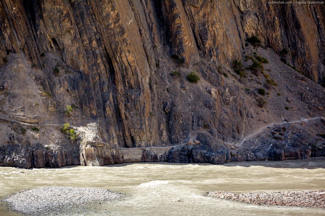 Тропа вдоль Занскара. Маршрут Падум - Ламаюру. Гималаи