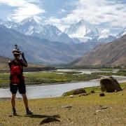 Индийские Гималаи на велосипеде. Часть 2. Кун и Нун. Мусульманская Индия. Indian Himalaya by bike. Muslim India