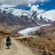 Индийские Гималаи на велосипеде. Часть 3. Ворота в Занскар. Перевал Пенси Ла. Indian Himalaya by bike. Zanskar Gate. Penzi La Pass