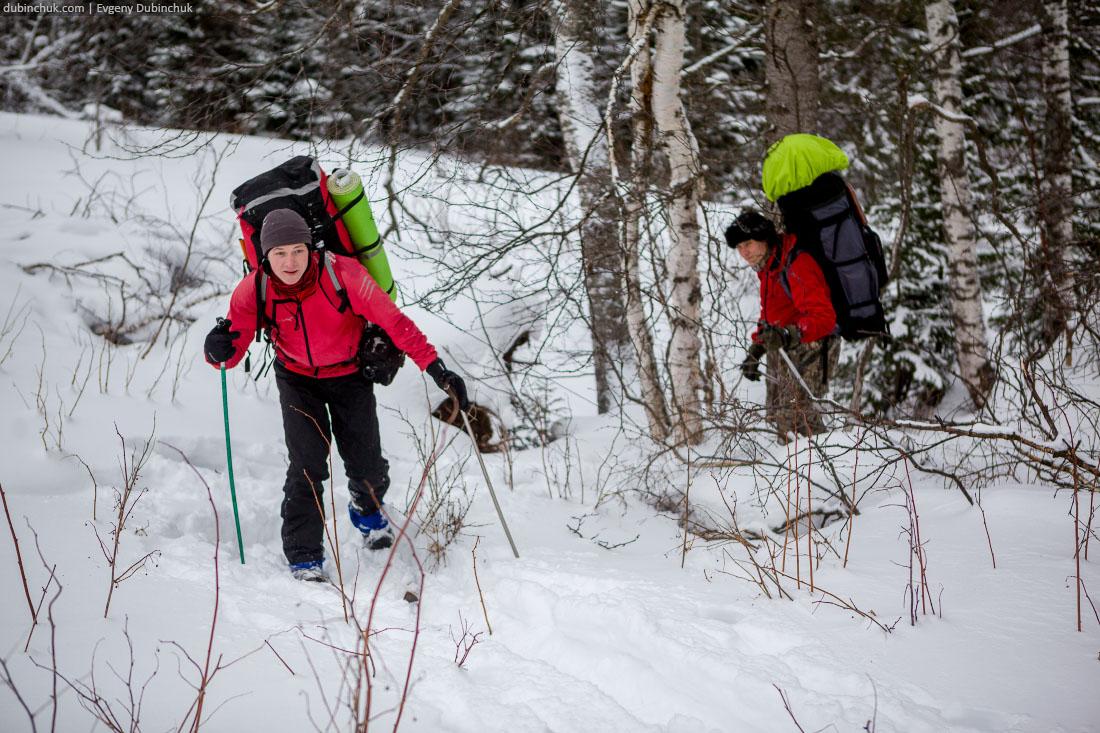 Лыжный туризм. Зюраткуль
