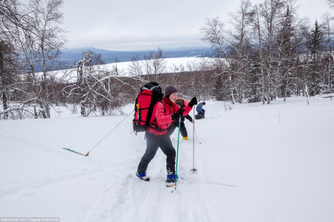 Каждый выбирает свой путь. Лыжный поход по Уралу