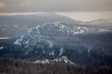 Гора Лукаш в нацпарке Зюраткуль на Южном Урале