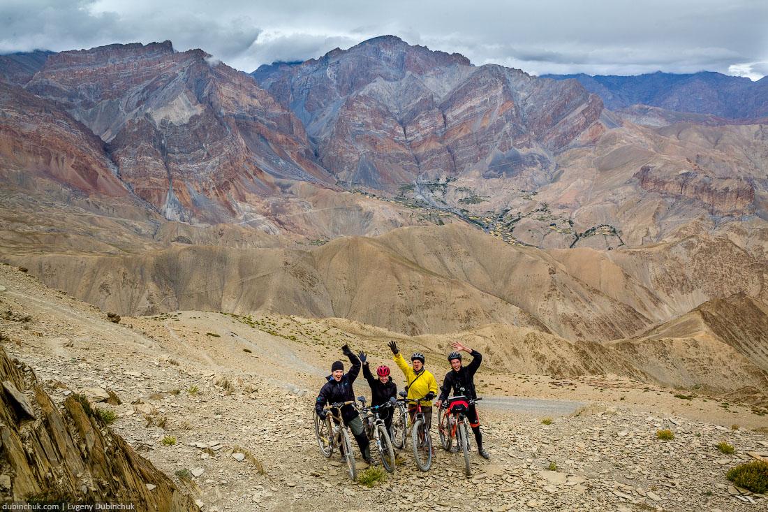 Велопоход по Северной Индии. Гималаи
