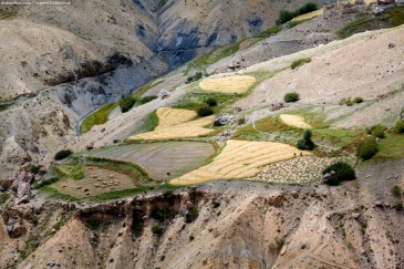 Village in Zanskar Valley