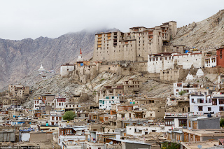 Индийские Гималаи на велосипеде. Лех - столица Ладакха. Часть 10. Indian Himalayas by bike. Leh - the capital of Ladakh. Part 10.