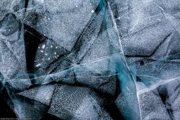 Фрагменты льда на Байкале. Baikal ice