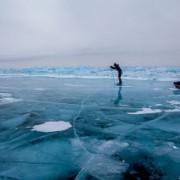 По Байкалу на коньках вокруг Ольхона